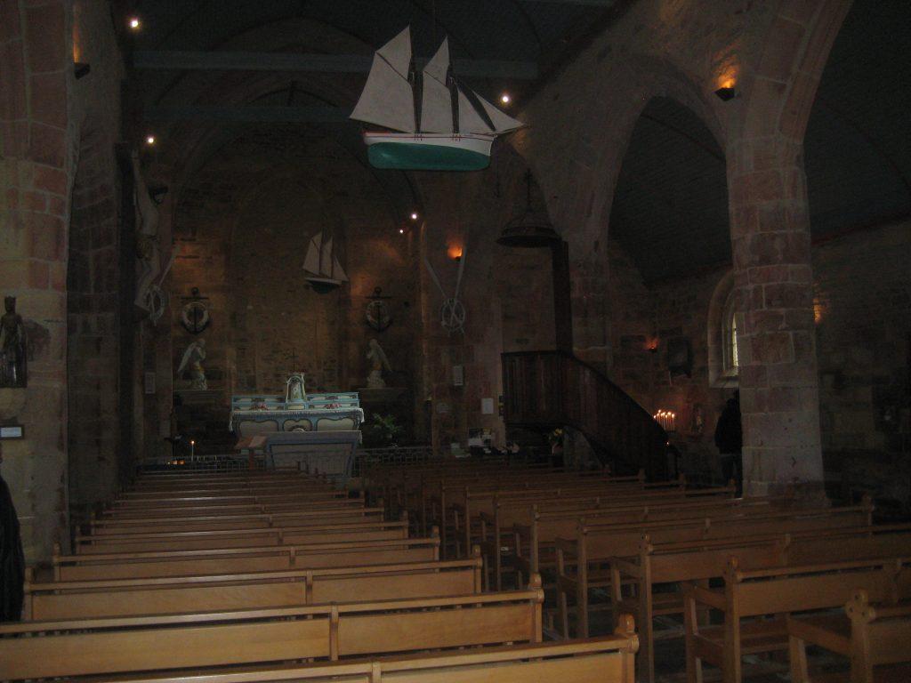 Kirken ved havnen