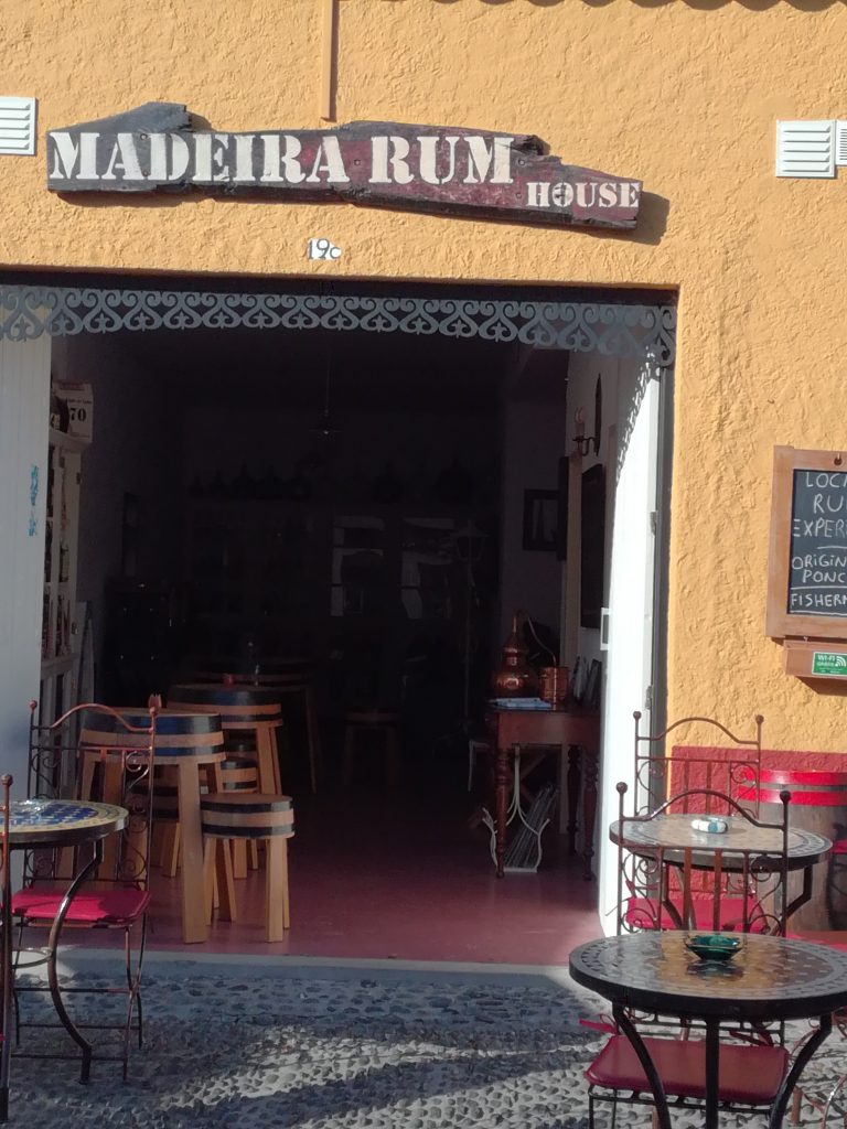 Madeira Rum House, Funchal, Madeira