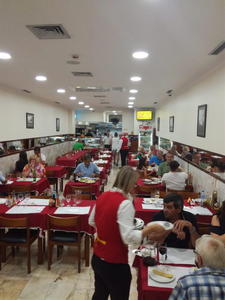 Restaurant Londres, Funchal, Madeira