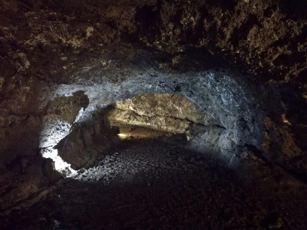 Lava gange under jorden, Madeira