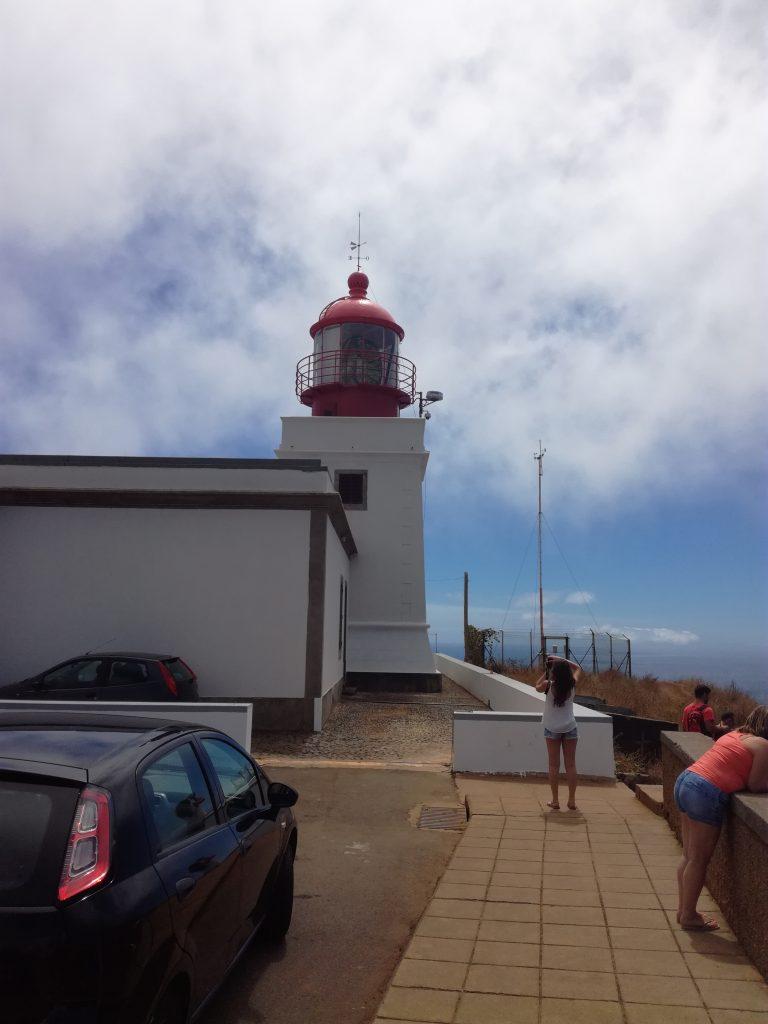 Fyrtårn, Madeira