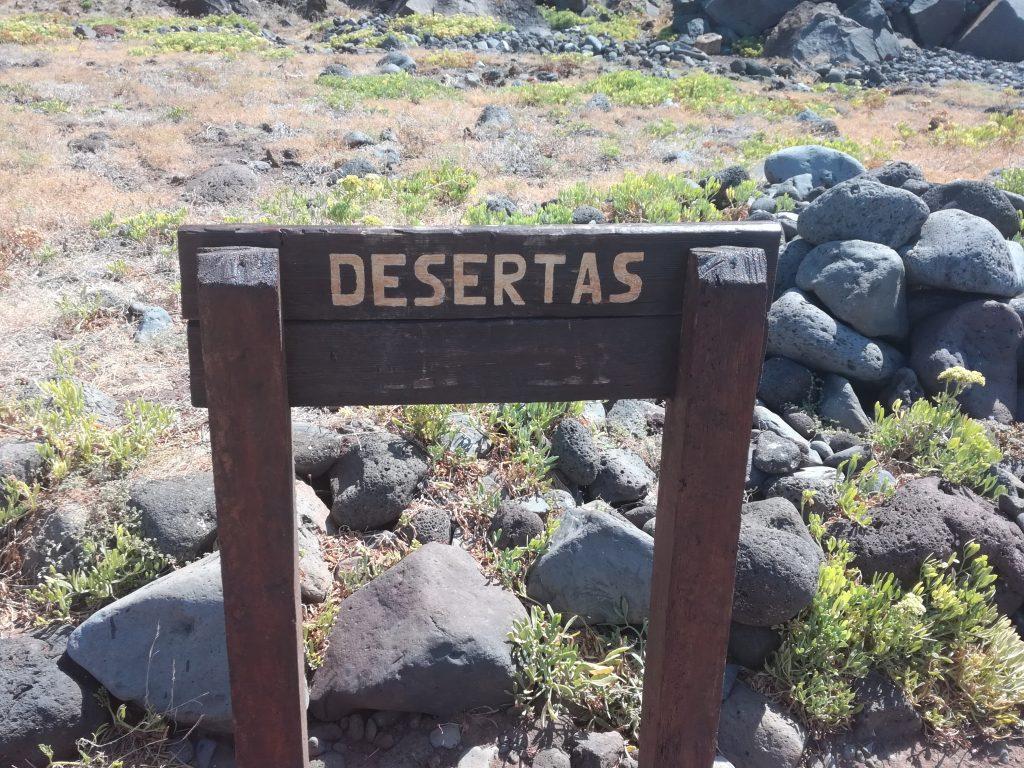 Desertas Naturreservat