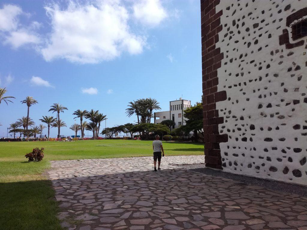 Christopher Columbus hus i San Sebastian, La Gomera