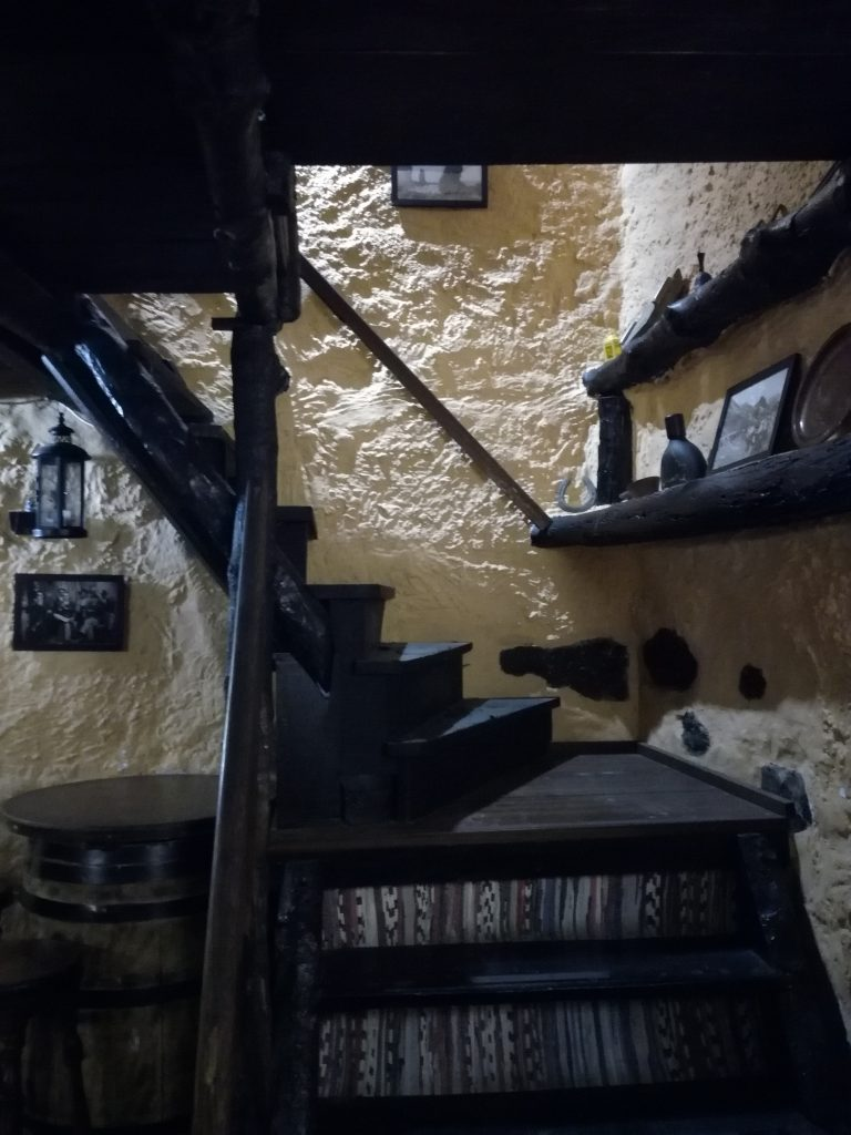 Bar i San Sebastian, La Gomera