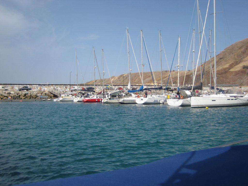 Porto Santo Marina