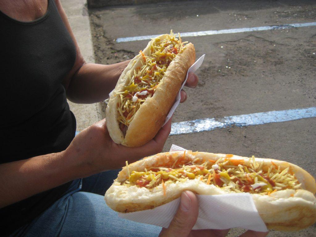Speciel Hot Dog