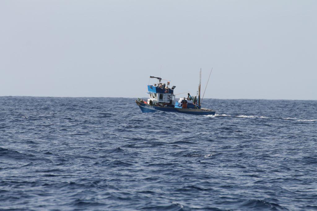 Portugisisk fisker