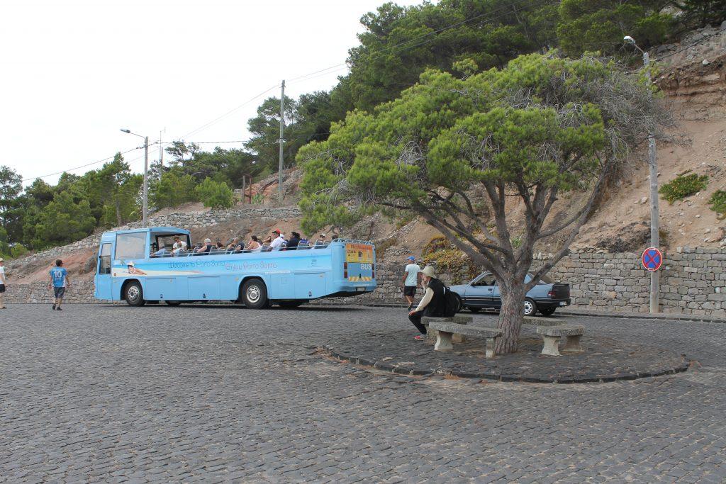 Turbus på Porto Santo