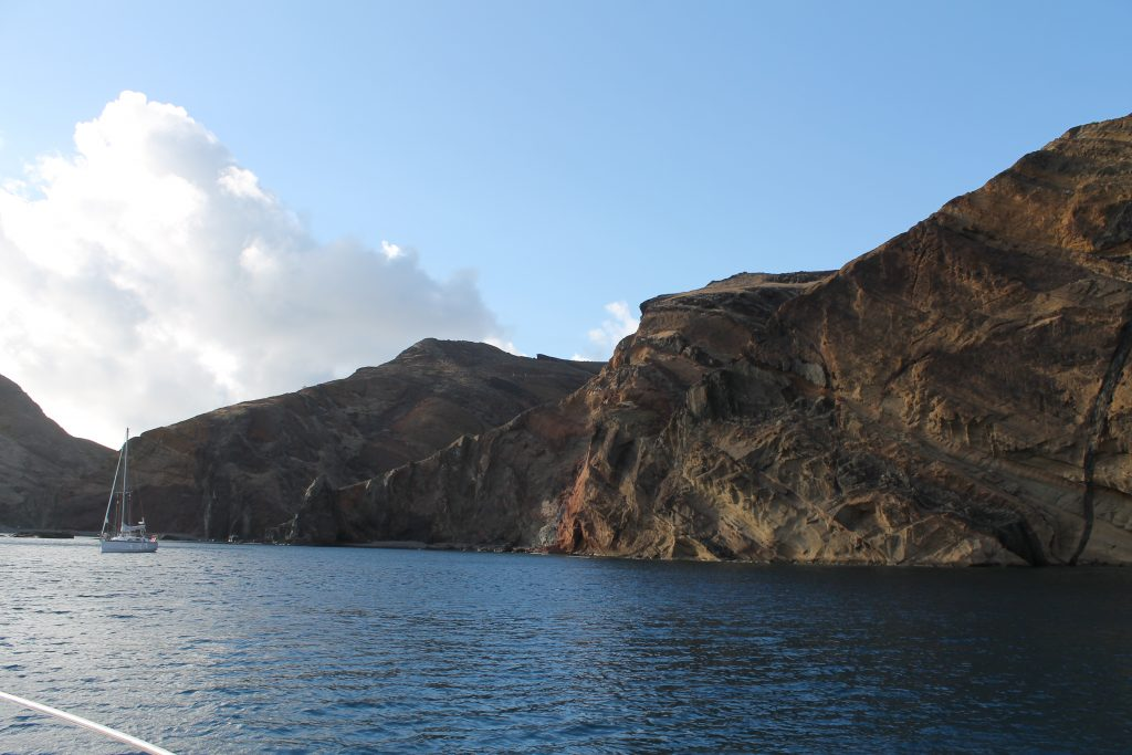 Abra bugten, Madeira