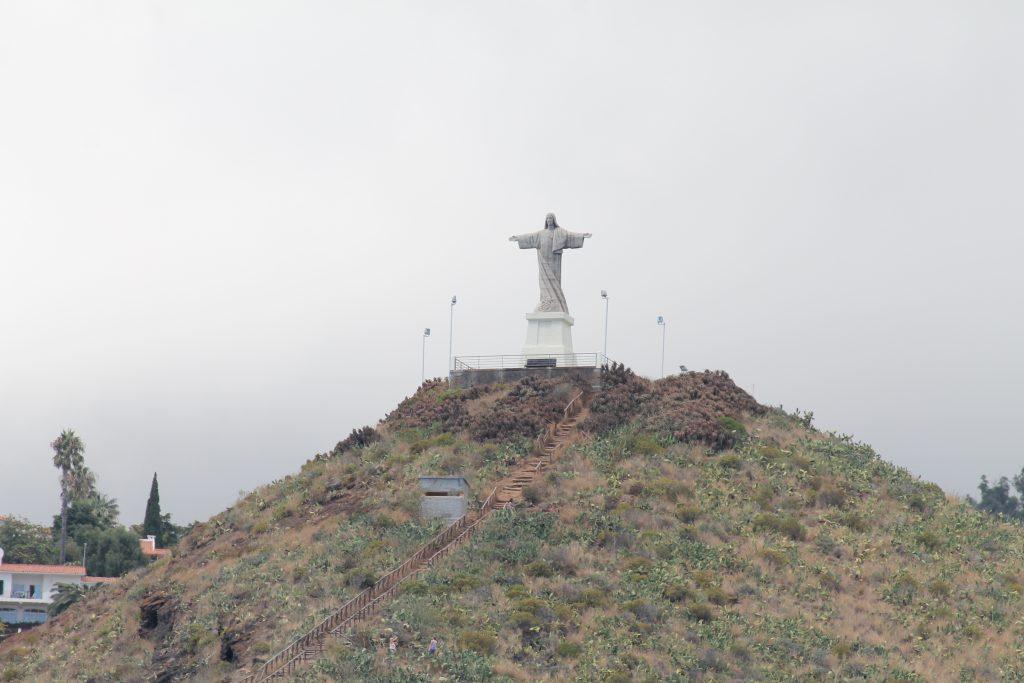 Kristus figuren på Madeira