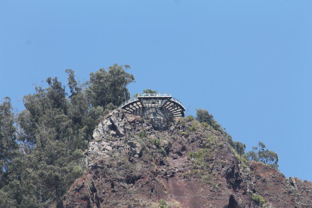 Udsigtsplarform, Madeira
