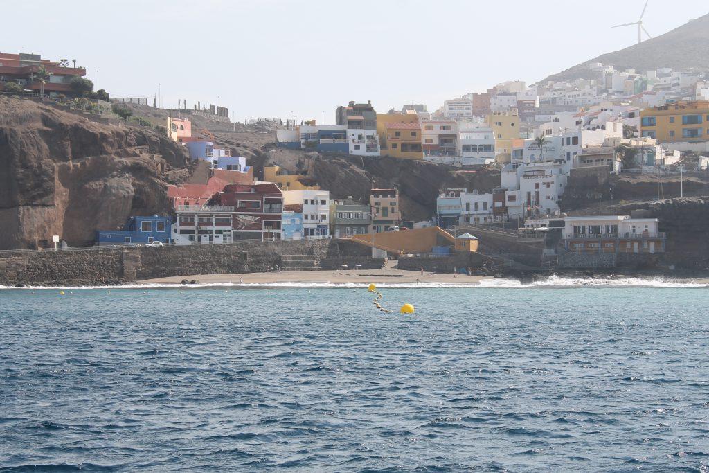 Stranden ved Sardinia