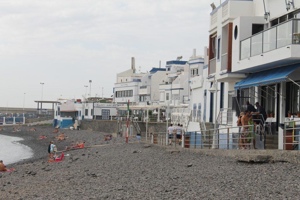 Stranden ved Nieves