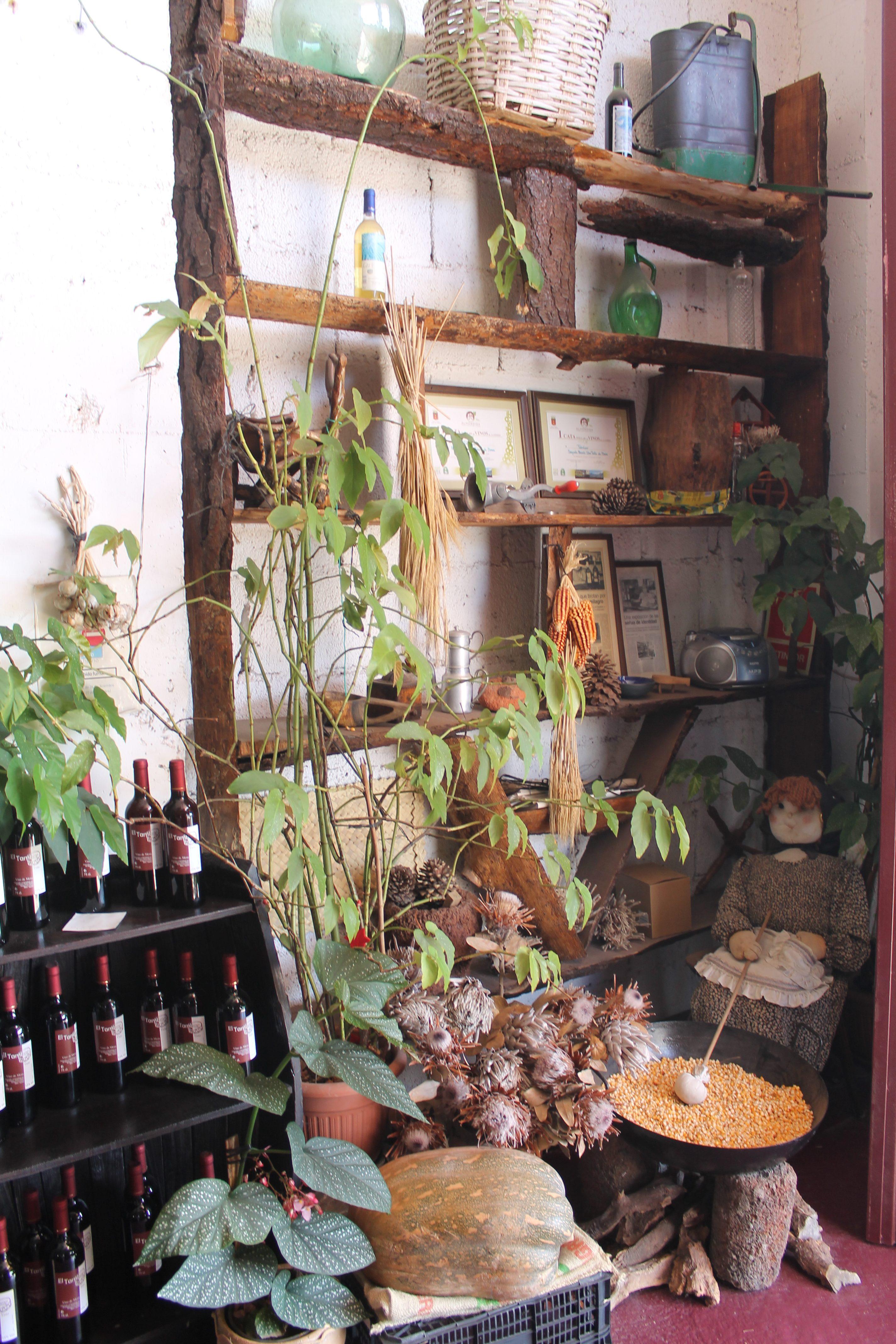 Delikatessebutik på La Gomera
