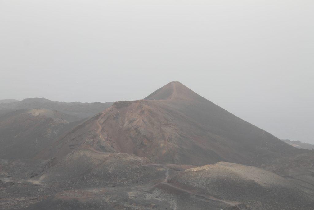Teneguia vulkanen (udbrud i 1971), La Palma