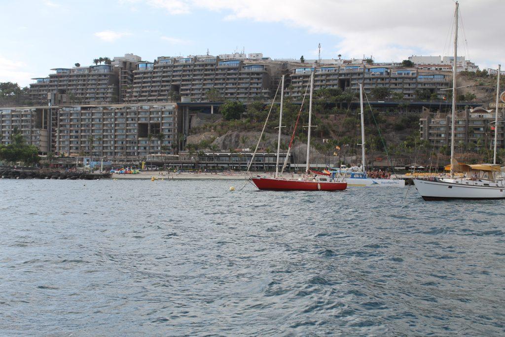 Anfi bugten, Gran Canaria