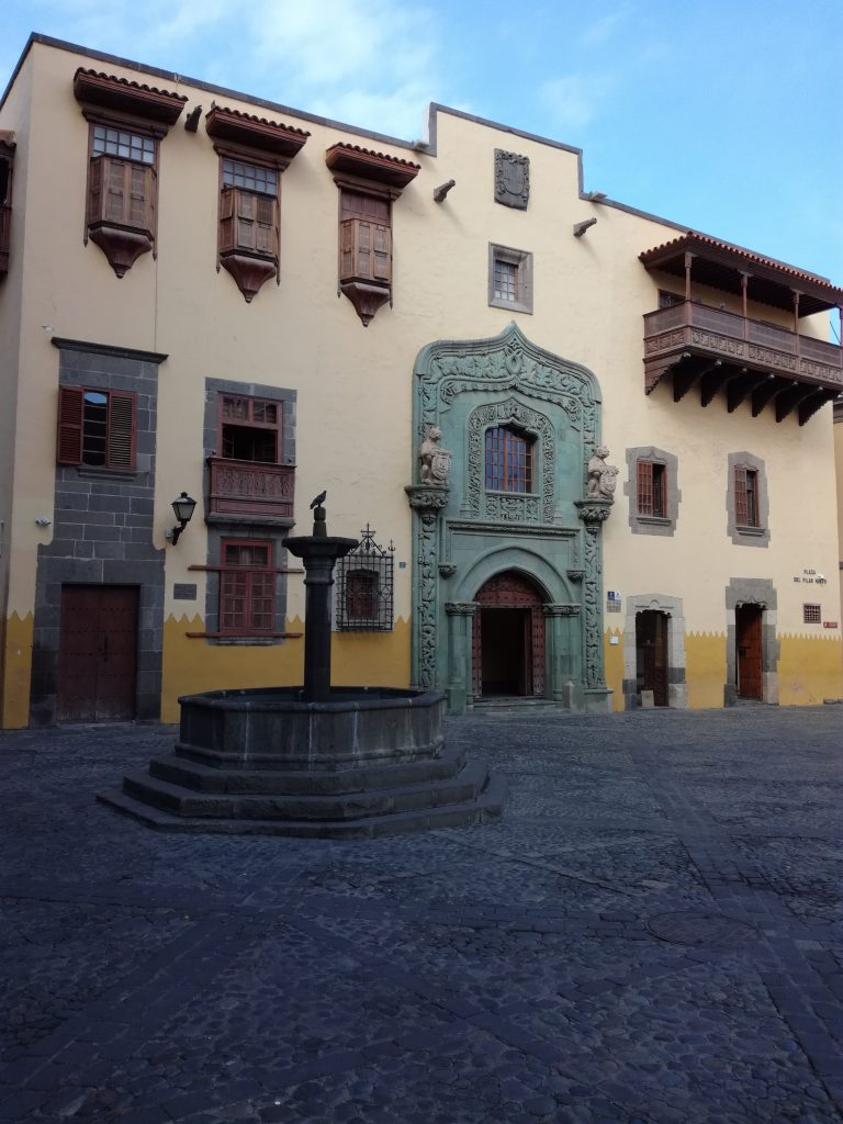Det sydlige Las Palmas