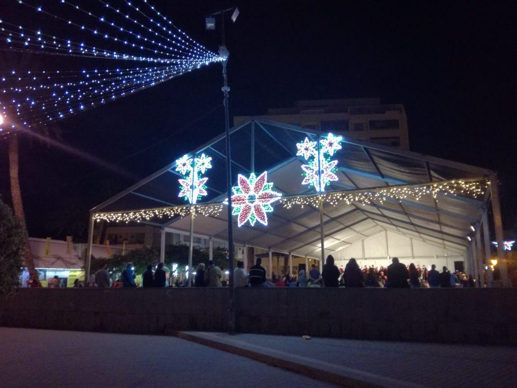 Jul på La Gomera