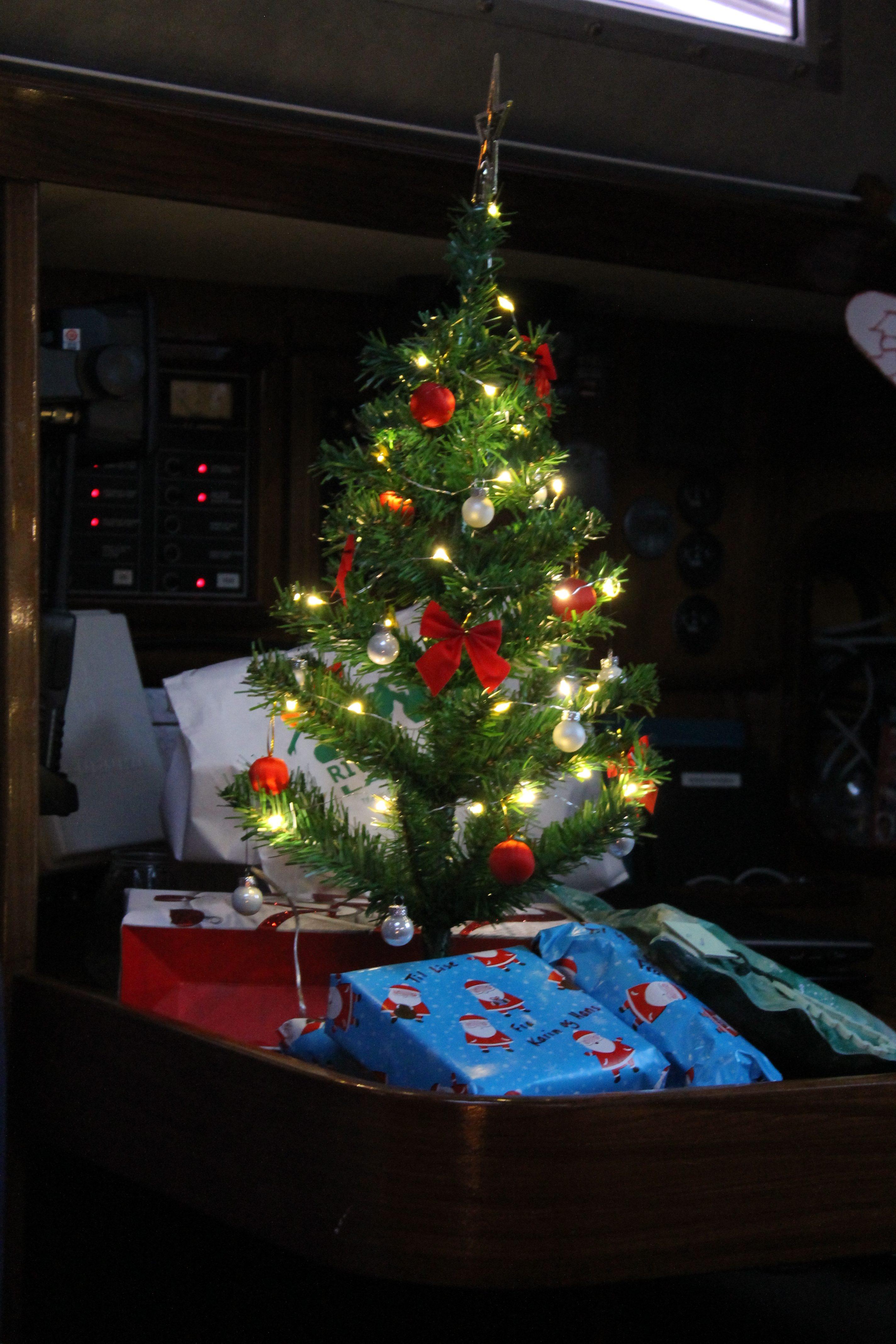 Jul på Lady K