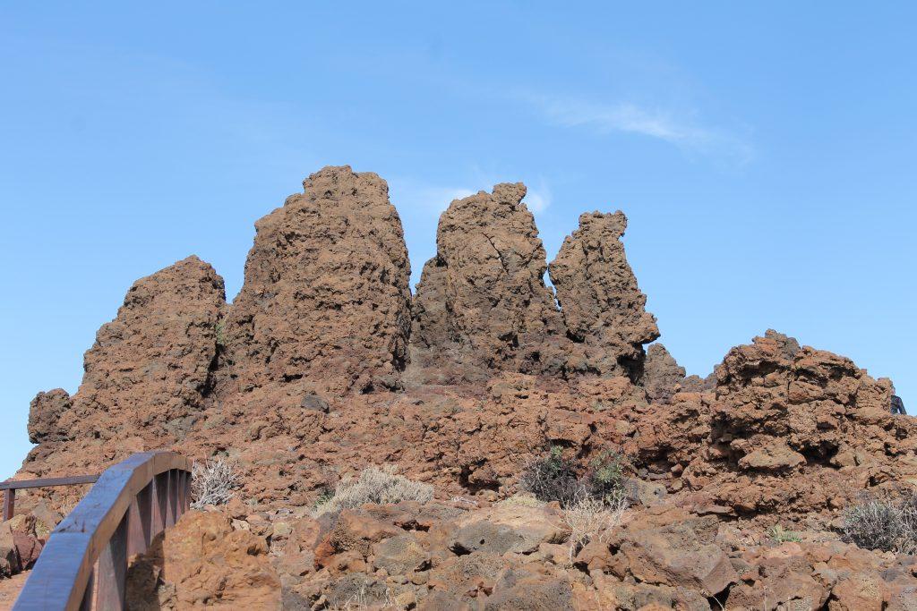 Køretur i nord La Palma