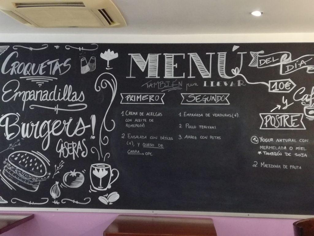 Hyggelig restaurant i Las Palmas