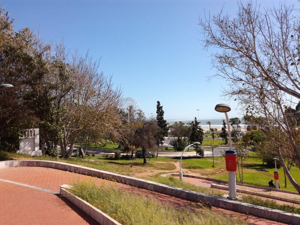Byens park