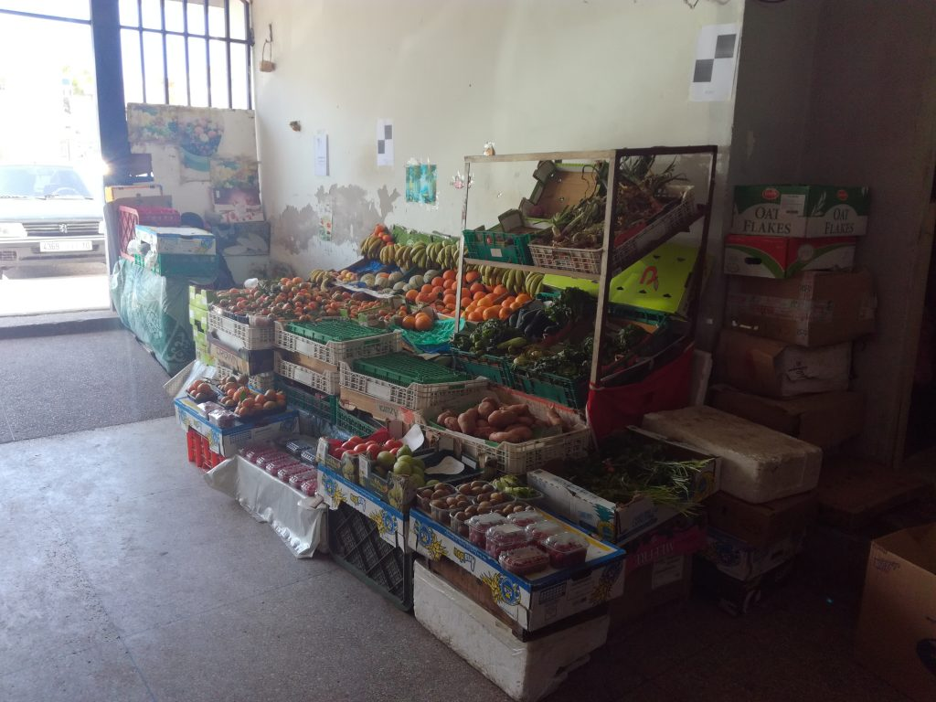 Grønthandler