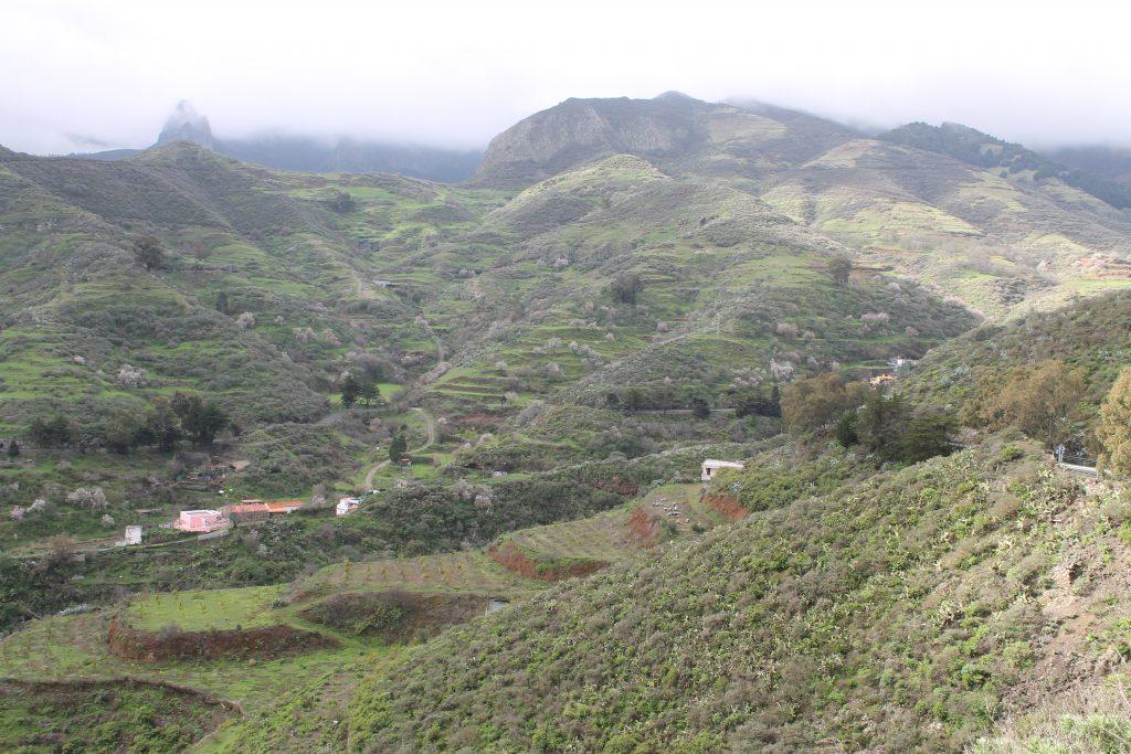 På tur til Arucas på nord Gran Canaria