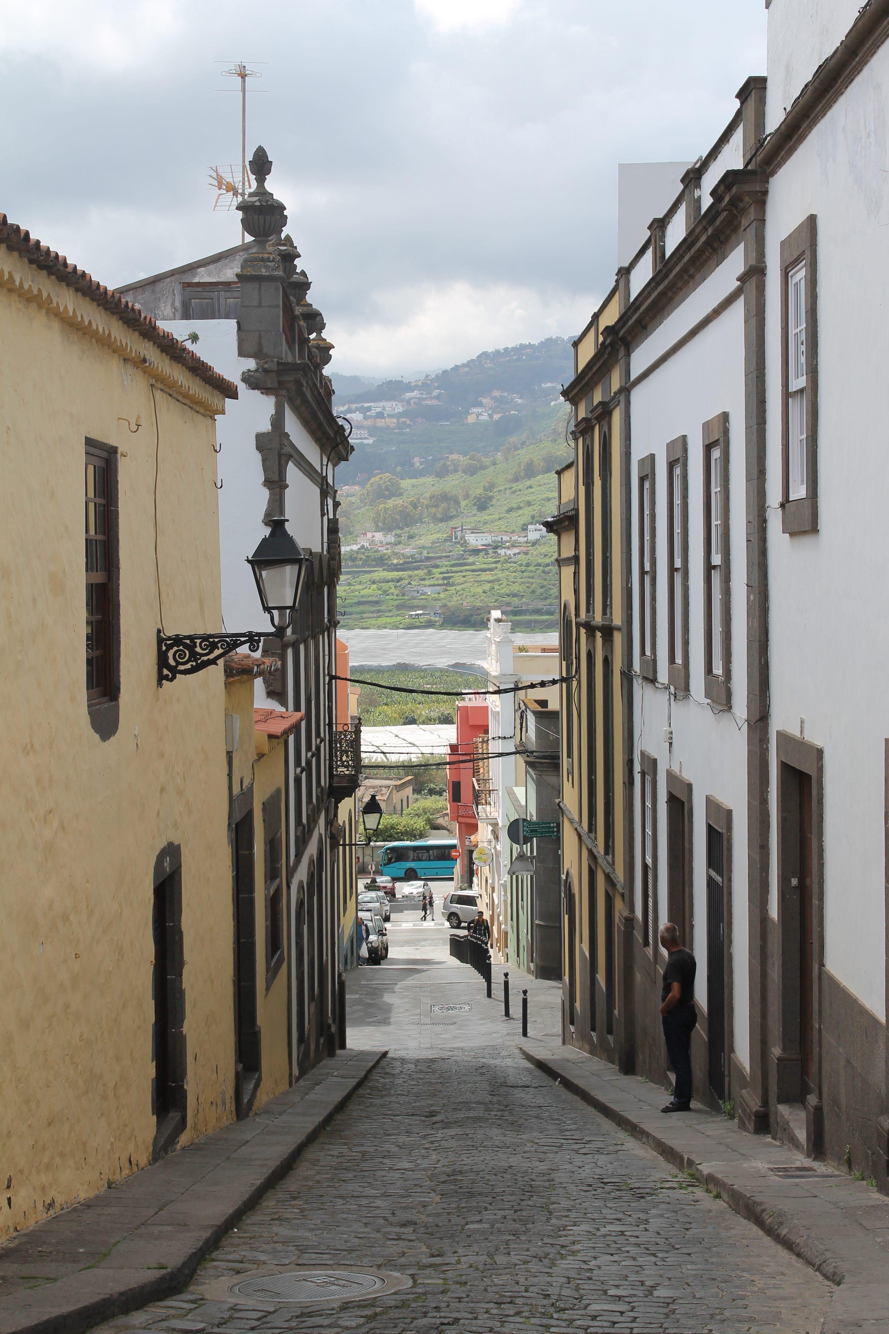Arucas på nord Gran Canaria