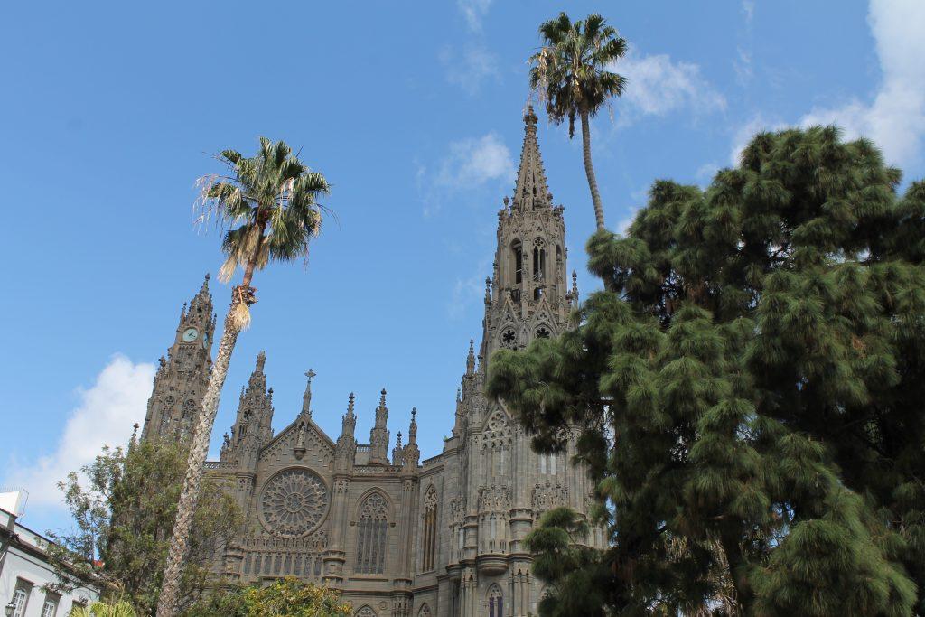 Domkirken i Arucas, nord Gran Canaria