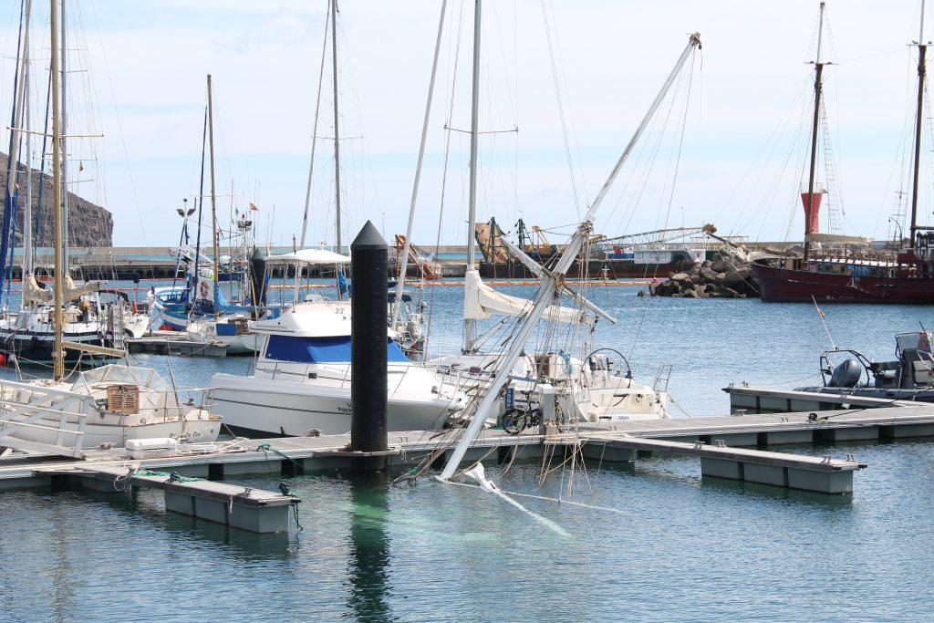 Gran Tarajal Marina