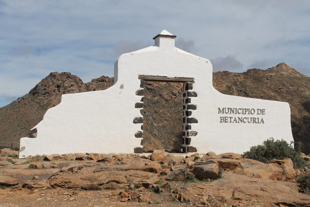 Betancuria, Fuerteventure's gamle hovedstad