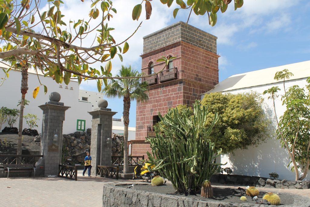 5 stjernet hotel med egen vulkan