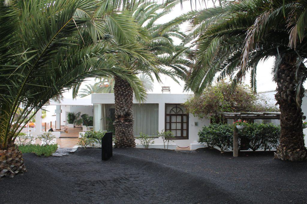 Cáesar Manrique's bolig i Haria