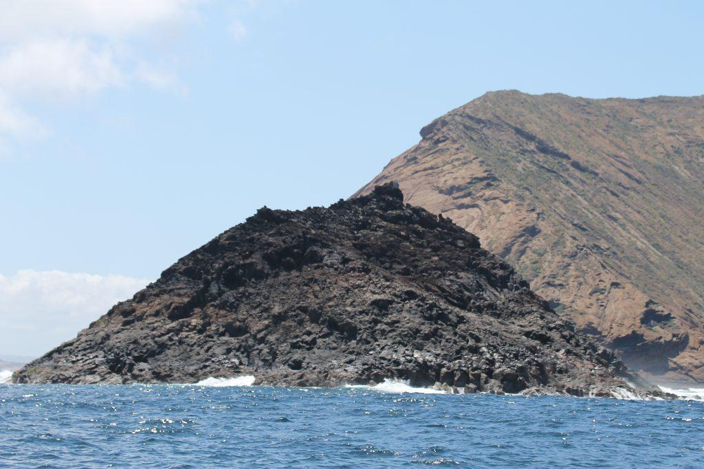 Sejltur rundt om La Graciosa og Isla de Montãna Clara