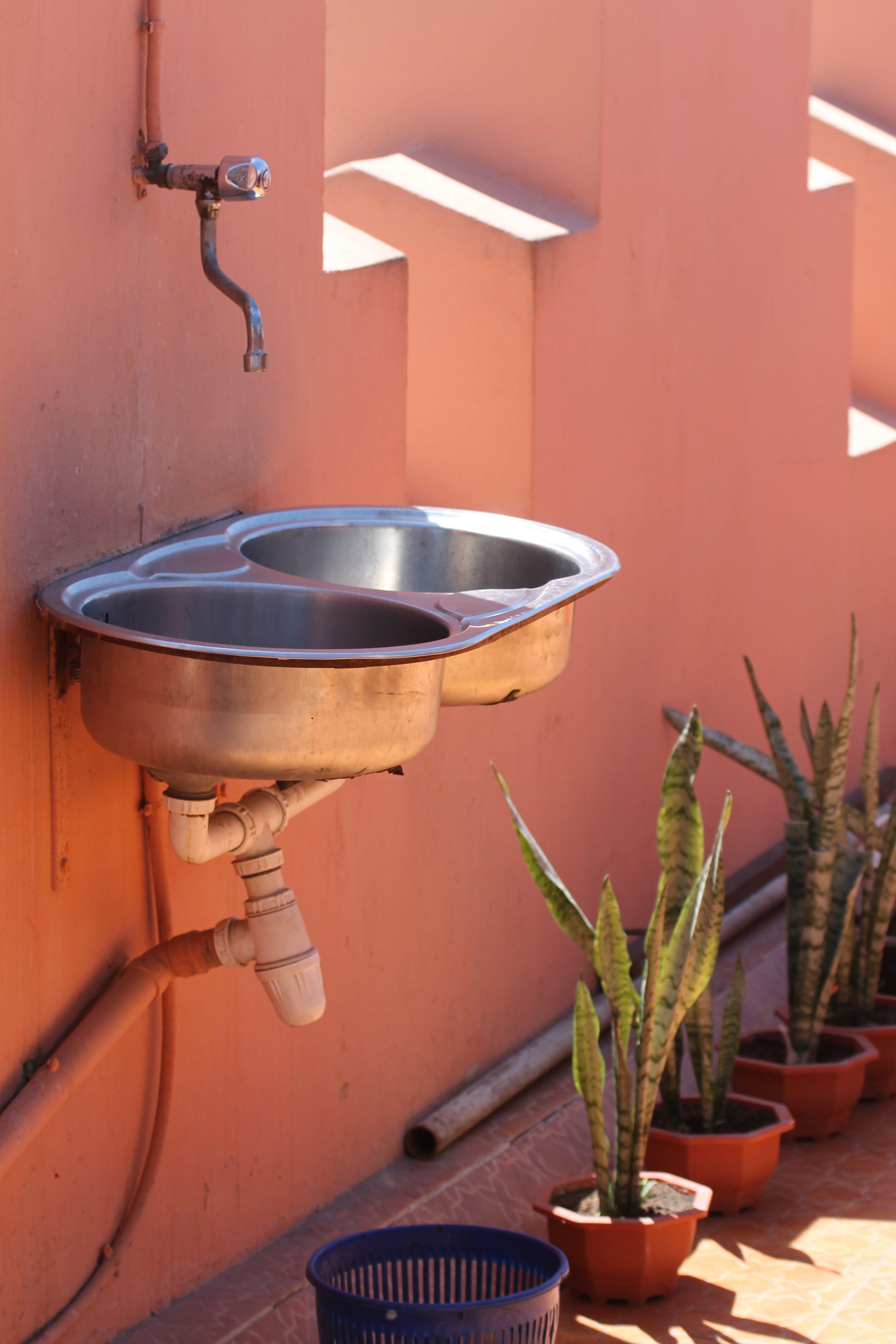 Håndvask før spisning