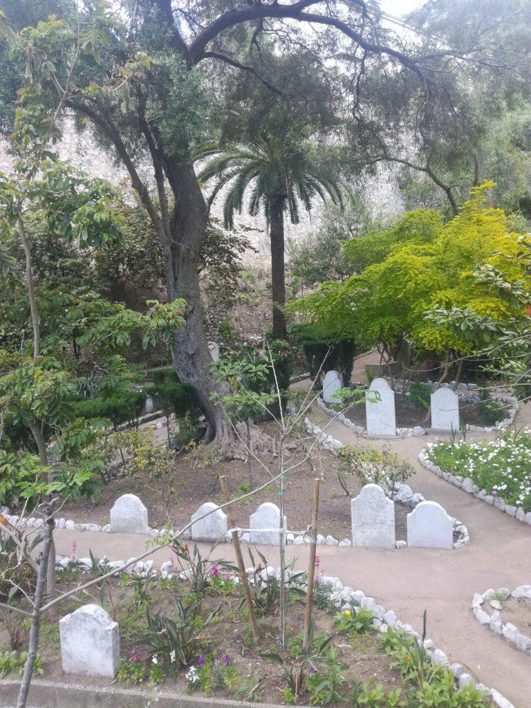 Trafalgar kirkegård