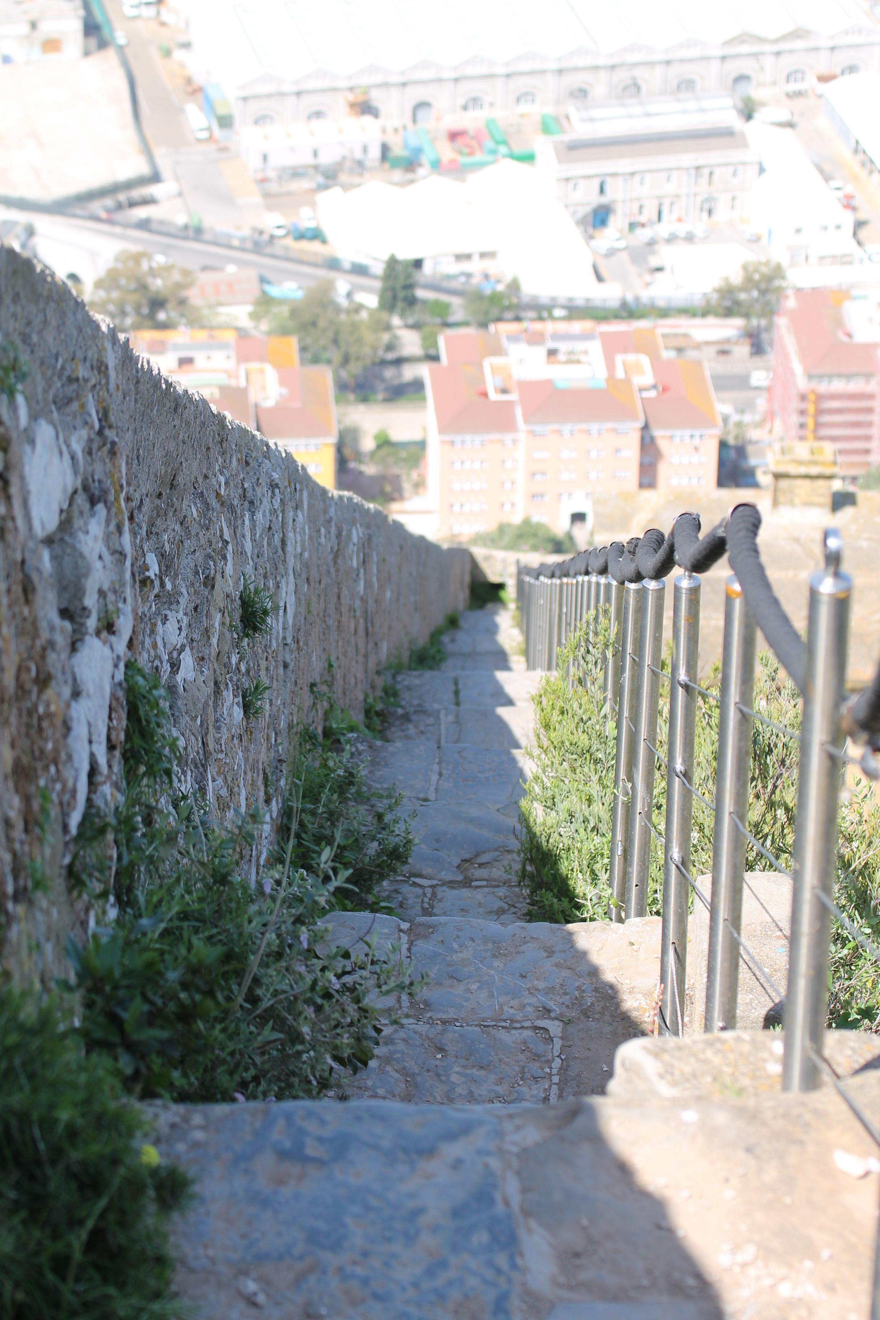 På Gibraltar klippen