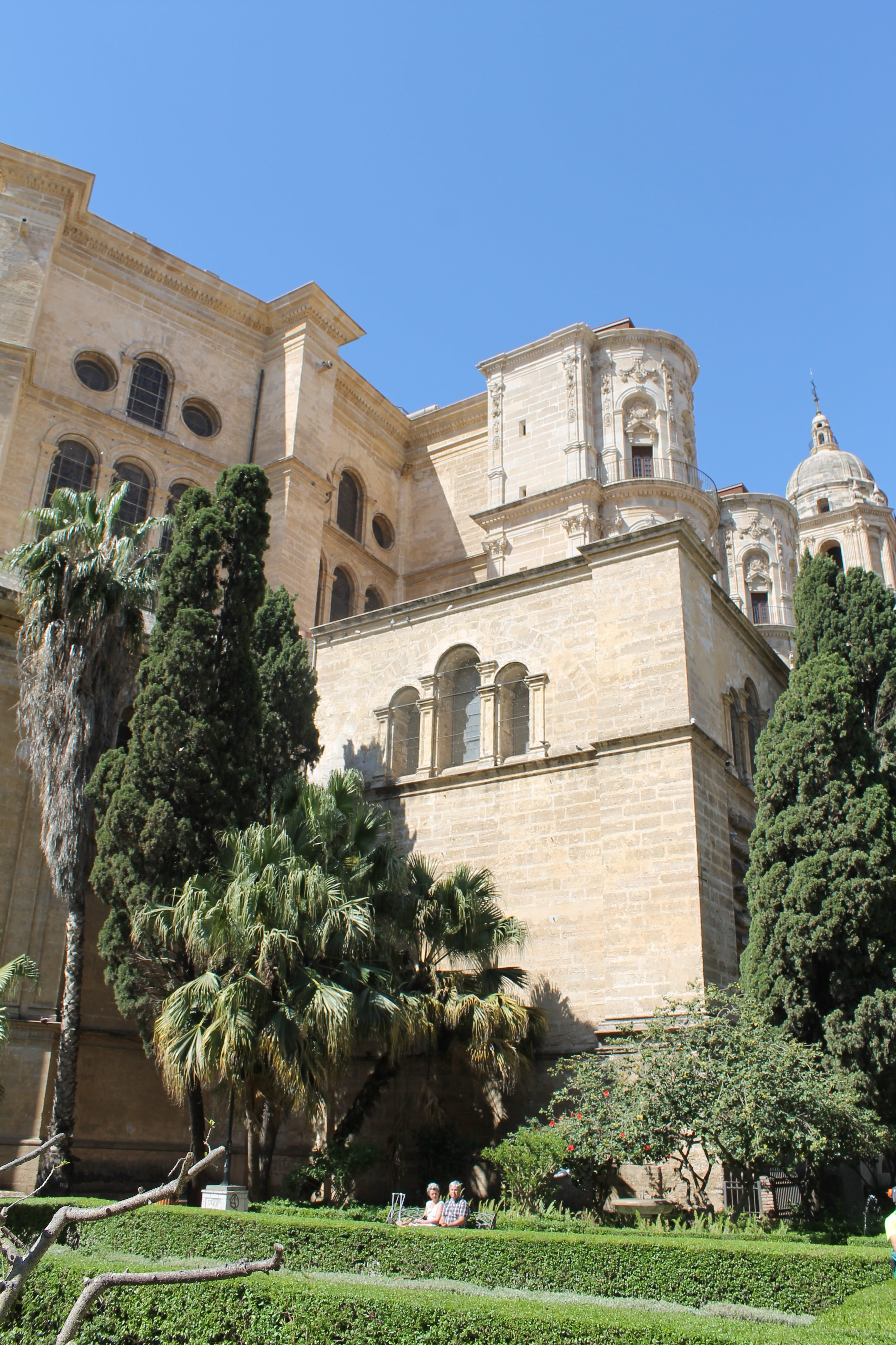 Katedralen i Malaga