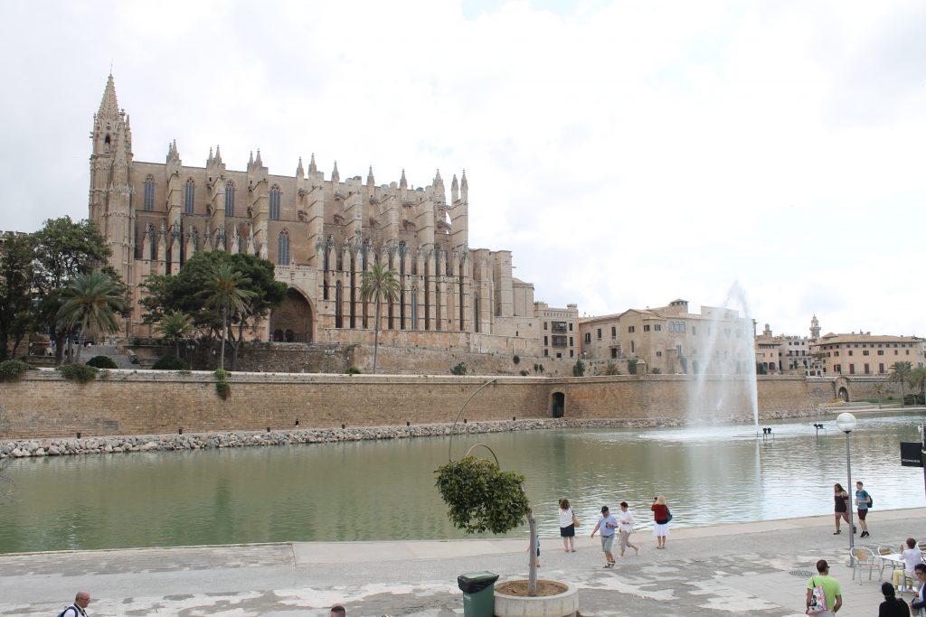 Katedralen i Palma de Mallorca