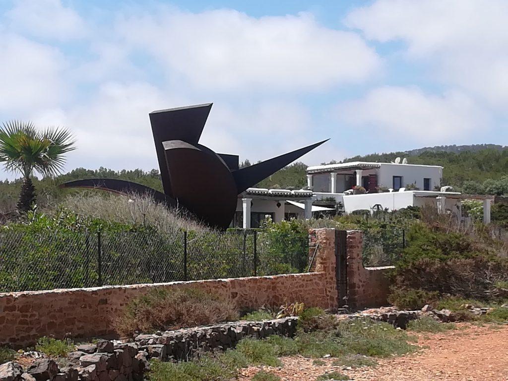 Rigmandsvilla ved Cala Llonga