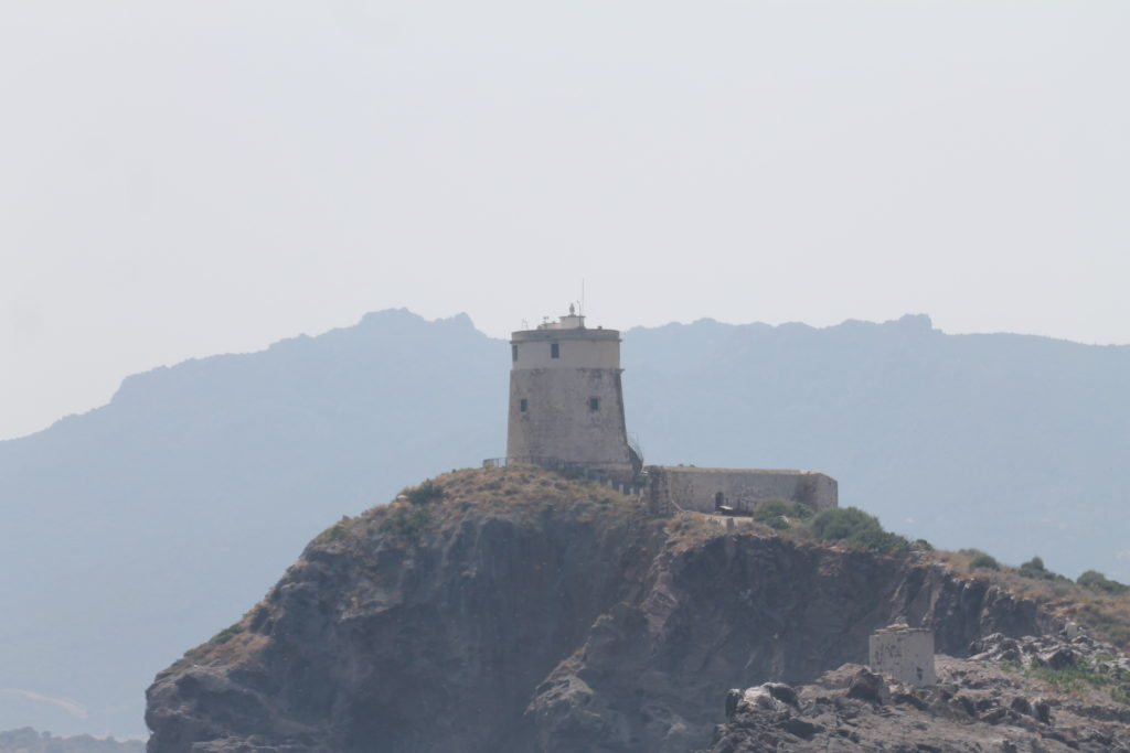 Sardinien's østkyst