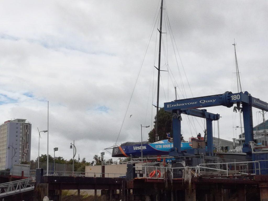Vestas Volvo Ocean Racer