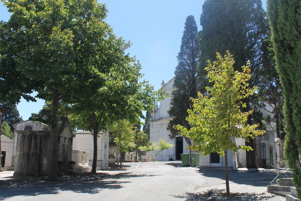 Kirkegård i Lissabon