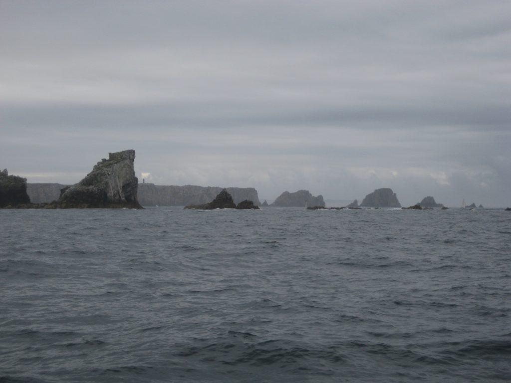Afsked med Camareth sur Mer