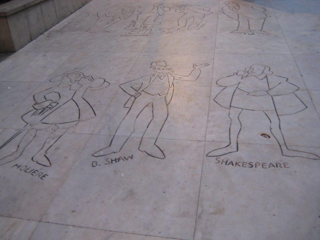Kunst på gaden