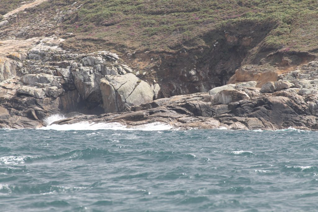 Kysten ved La Coruña