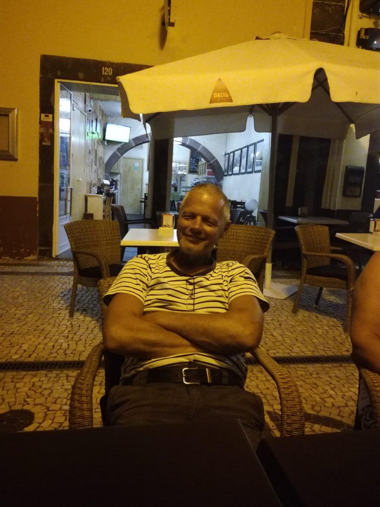 Skipper i Funchal, Madeira