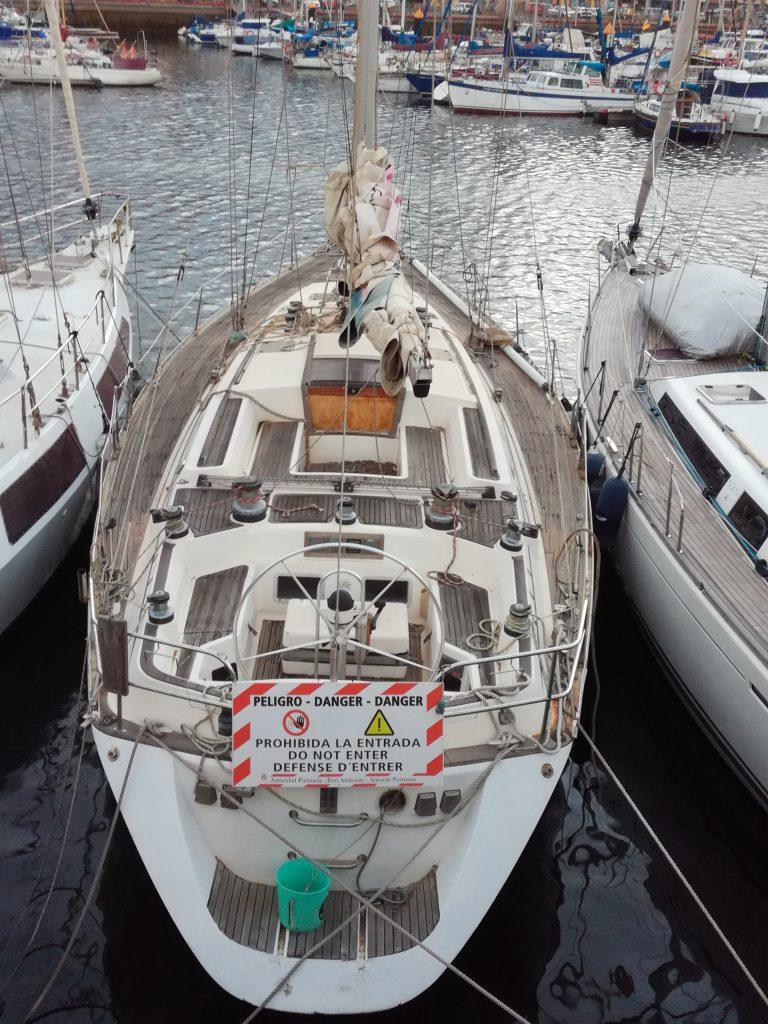 Skrotbåd, Las Palmas