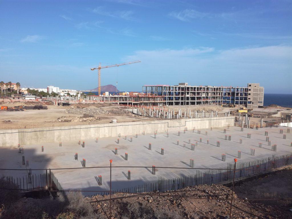 Der bygges nye hoteller i San Miguel, Tenerife